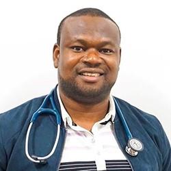 Dr Kelvin Ozoemelam